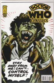 Doctor Who Classics #6 Retro Retail Incentive Variant IDW Comics